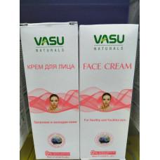 Крем увлажняющий для лица Vasu (с черным тмином) 60 мл.